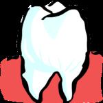 Piękne nienaganne zęby także doskonały uroczy uśmiech to powód do dumy.
